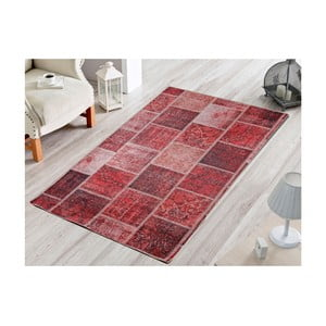 Dywan Patchwork Red, 80x120 cm