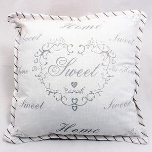 Poszewka na poduszkę White Sweet, 40x40 cm