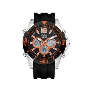 Zegarek Colori 47 Orange/Black