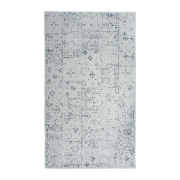 Szary dywan Floorist Mosaic, 80x300 cm
