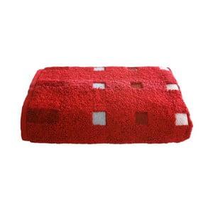 Ręcznik Quatro Bordeaux, 50x100 cm
