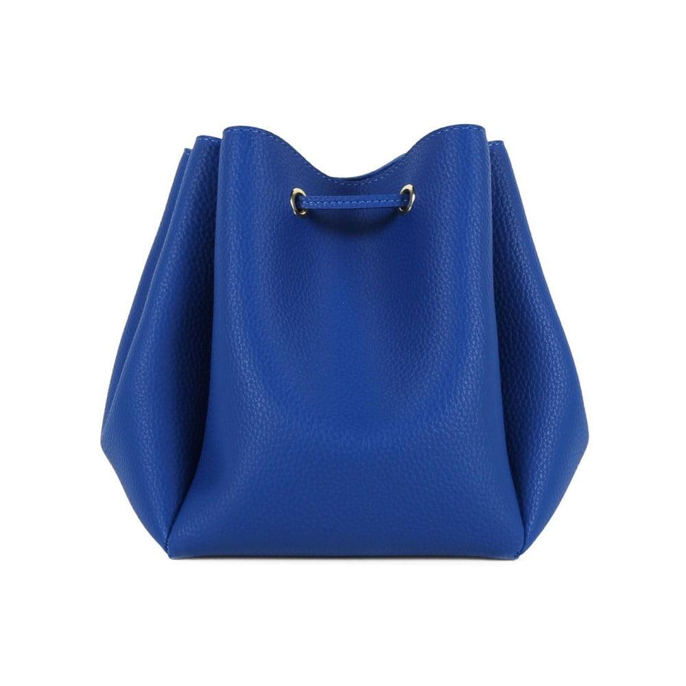 baacc79209db1 Niebieska torebka ze skóry ekologicznej Beverly Hills Polo Club Kate ...