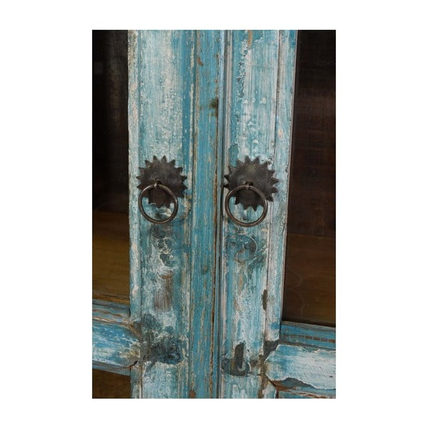 Witryna przeszklona India, 169 cm