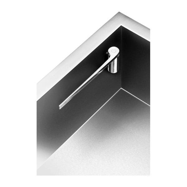 Magnetyczny uchwyt na ścierkę do kwadratowego zlewu