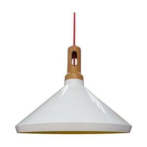 Lampa sufitowa Robinson II, biała