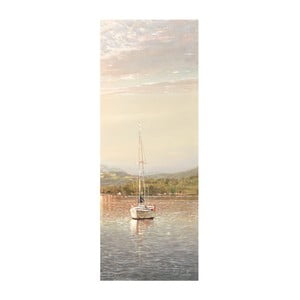 Obraz Eurographics Sailing into the Morning