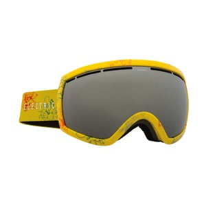 Gogle damskie Electric EG25 Cartoon Yellow, roz. M