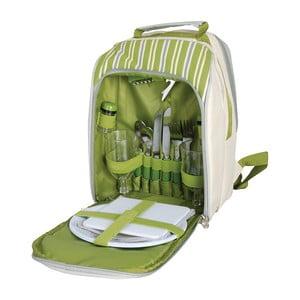 Piknikowa torba chłodząca z wyposażeniem dla 2 osób Esschert Design Picnic
