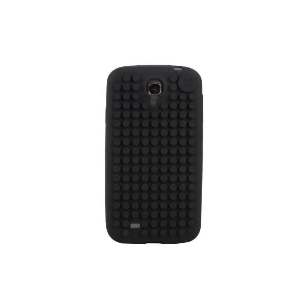 Pikselowe etui na Samsung S4, czarne