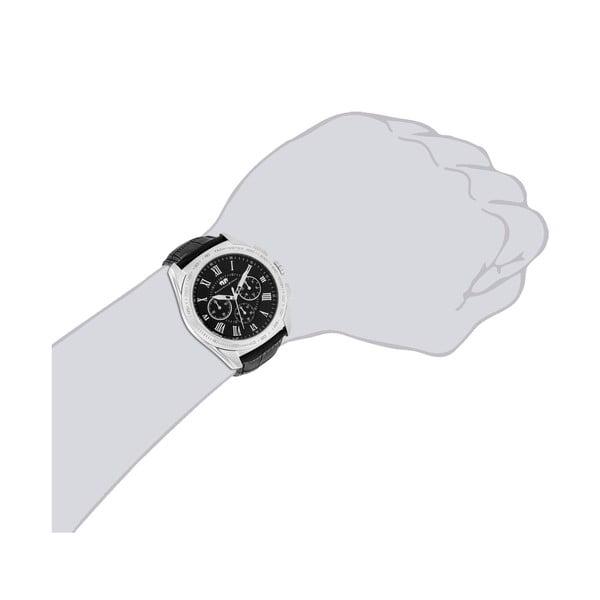 Zegarek męski Rhodenwald&Söhne Jaxson Black/Silver