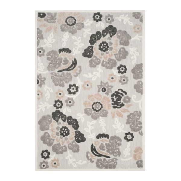 Szary dywan odpowiedni na zewnątrz Safavieh Oxford, 160x231 cm