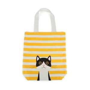 Torba   Yellow Cotton Cat