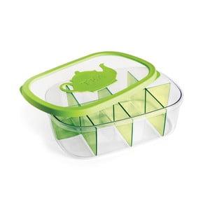 Zielony pojemnik na herbatę Snips Tea