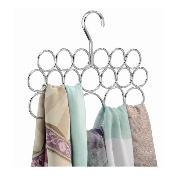 Wieszak na ręczniki, szaliki i ubrania InterDesign Axis