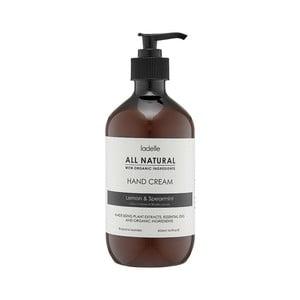 Naturalne mydło do rąk o zapachu mięty i cytryny Ladelle