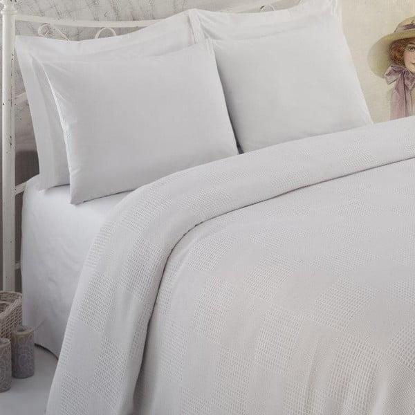 Narzuta na łóżko Pique 148, 160x230 cm