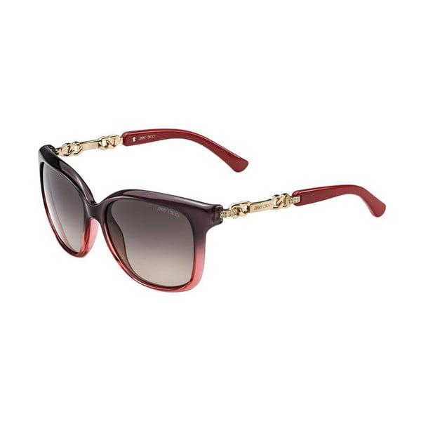 Okulary przeciwsłoneczne Jimmy Choo Bella Burgundy/Mauve