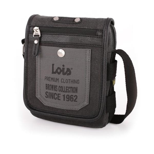 Torba przez ramię Lois Black, 16x20 cm