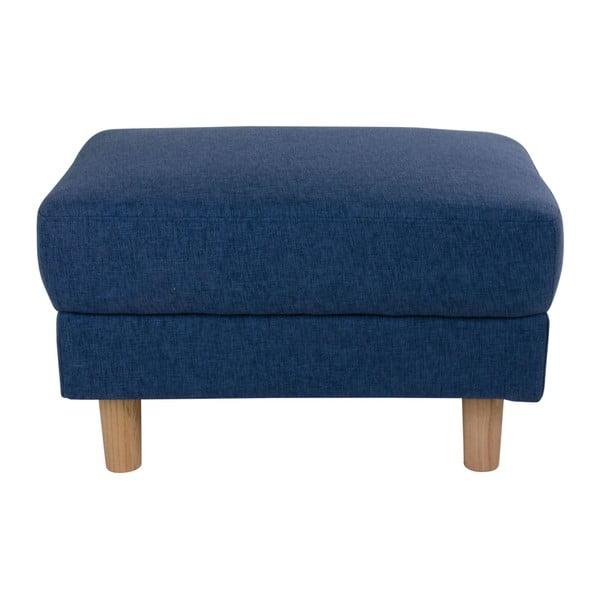 Niebieski podnóżek House Nordic Artena