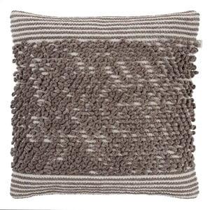 Poduszka Barto Dar Grey, 45x45 cm