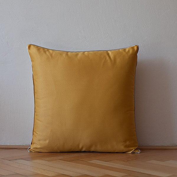 Poduszka z wypełnieniem Beige Gold, 50x50 cm