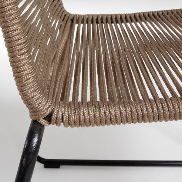 Krzesło Meagan, beżowe