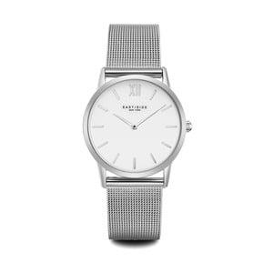 Zegarek damski w kolorze srebra z białym cyferblatem Eastside Upper Union