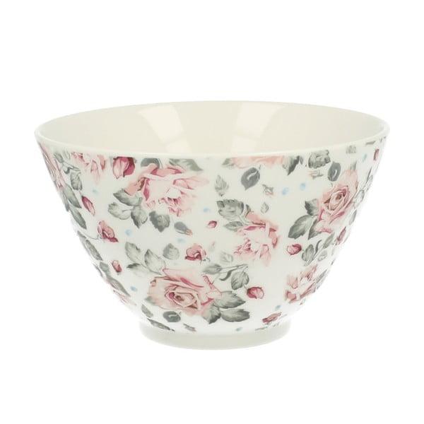 Porcelanowa miska Róża, 800 ml