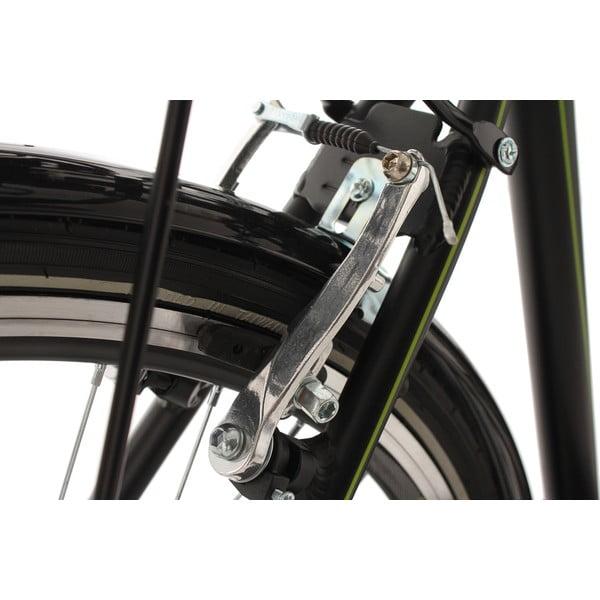 """Rower Metropolis Bike Black, 28"""", wysokość ramy 53 cm"""