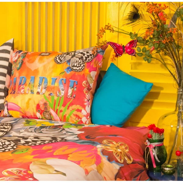 Poszewka na poduszkę Melli Mello Exotic,50x50cm