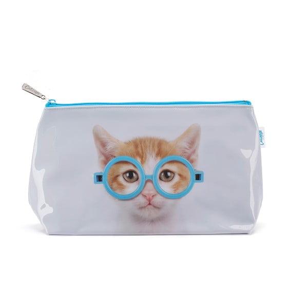 Kosmetyczka Glasses Cat