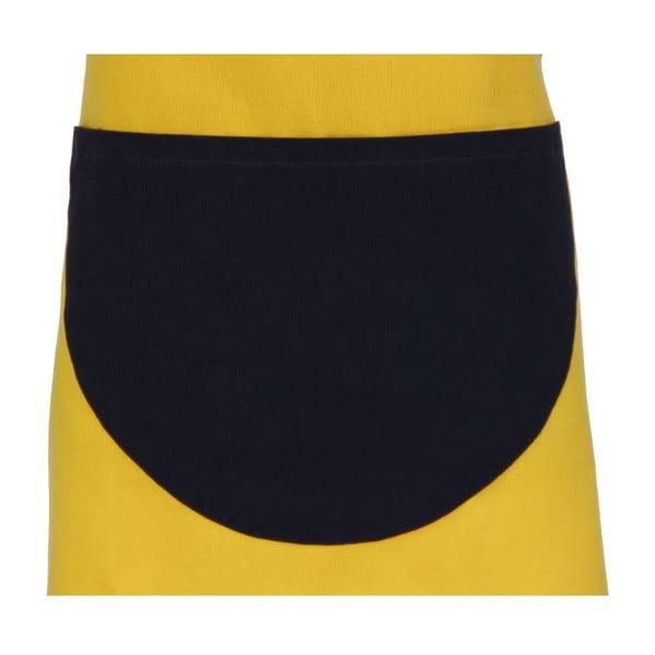 Fartuch Black Yellow