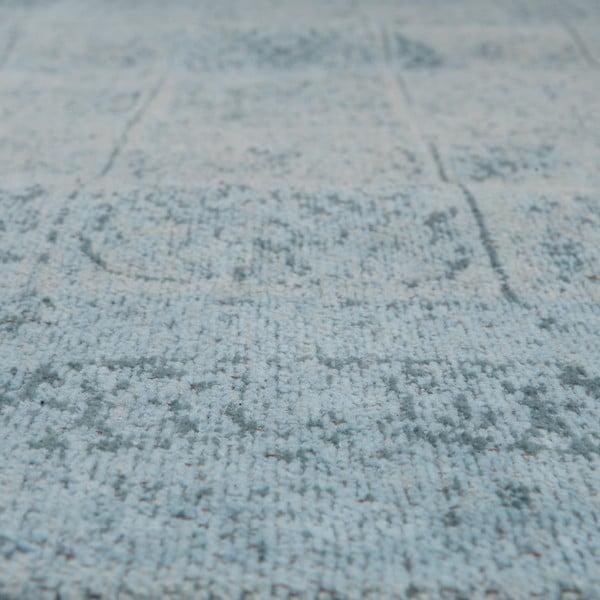Dywan Chenille, 120x180 cm, jasnoniebieski