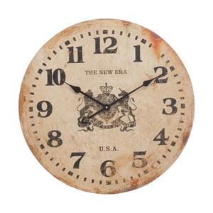 Zegar ścienny J-Line New Era, 60 cm
