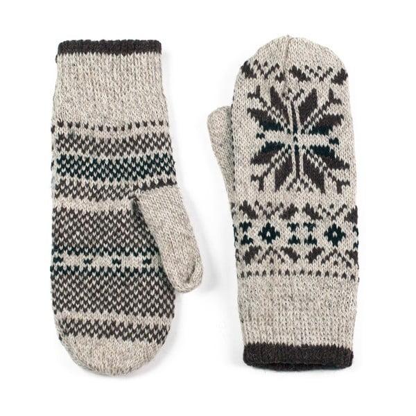 Rękawiczki Norway White