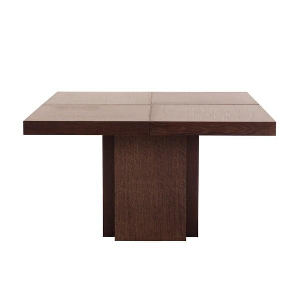 Ciemnobrązowy stół do jadalni TemaHome Dusk, 150 cm