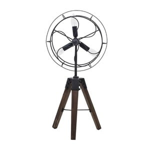 Industrialna lampa stołowa Metalis