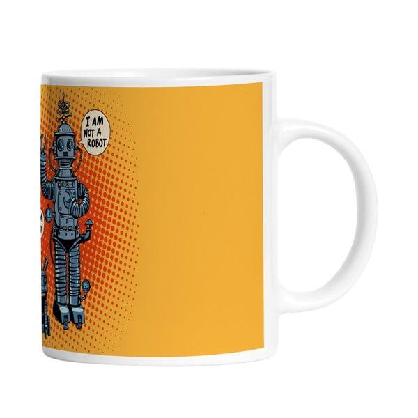 Ceramiczny kubek I Robot, 330 ml