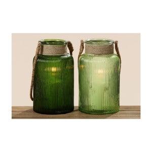 Komplet 2 lampionów Green Casimir