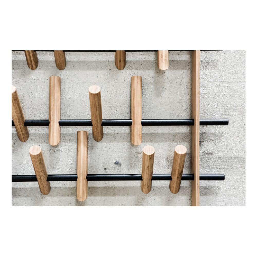 wieszak bambusowy na ubrania we do wood bonami. Black Bedroom Furniture Sets. Home Design Ideas
