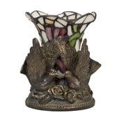 Lampa stołowa Tiffany Birds