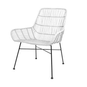 Krzesło Present Time Siithe White