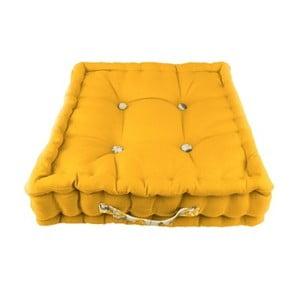 Żółta poduszka ogrodowa Ragged Rose Jacky