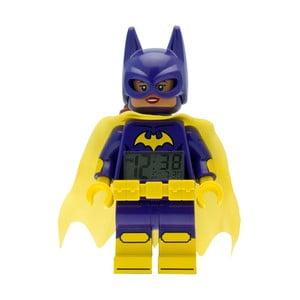 Zegar z budzikiem LEGO® Batman Movie Batgirl