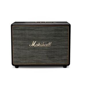 Czarny głośnik Marshall Woburn