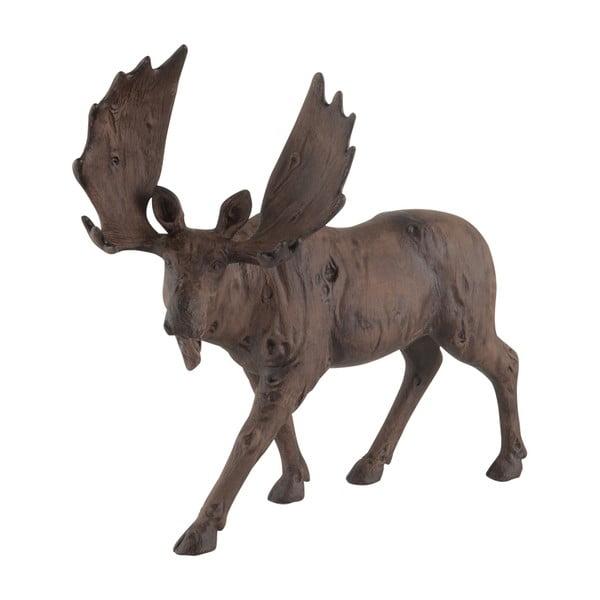 Dekoracja J-Line Moose Standing