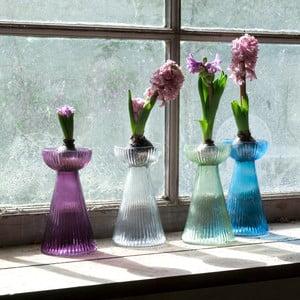 Wazon Hyacinth, przezroczysty