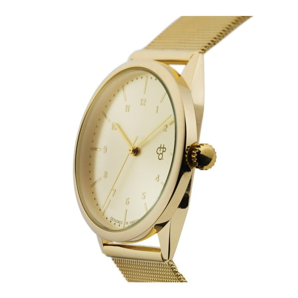 Zegarek w kolorze złota CHPO Rawiya