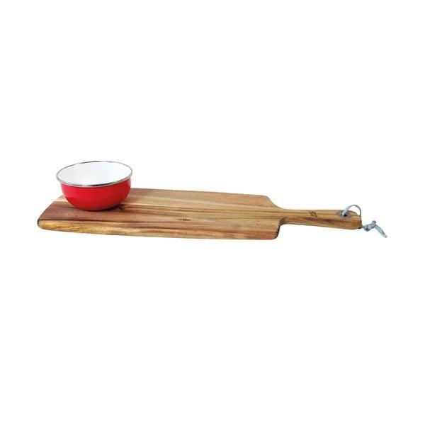Deska do serwowania z miską Jamie Oliver