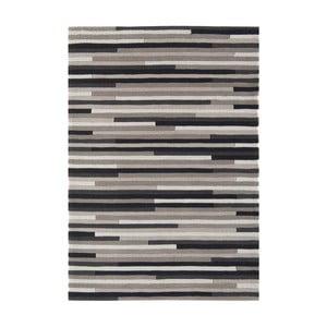 Szaro-niebieski dywan Asiatic Carpets Harlequin Linia, 170x120 cm